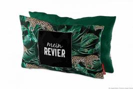 """Kissen für dich 25x40cm """"Mein Revier"""""""