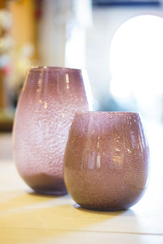 """Vase """"Silva"""" rosa"""