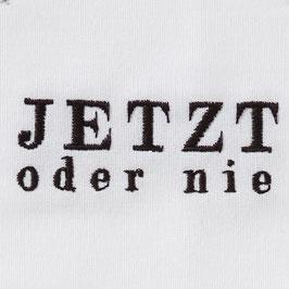 """Kleines Kunststück Karte """"Jetzt oder nie"""""""
