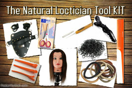 The Natural Loctician Certificate KIT