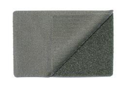 5.0 Polecat / Blanko Patch - Flausch- und Hakenband neutral