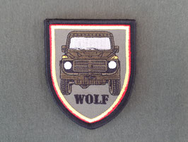 Typ 461 Wolf Patch Germany - medium package - 10 Patches