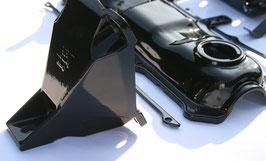 Pulverbeschichtung Typ 1 - BLACK GLOSSY