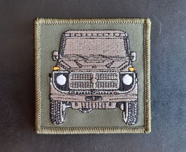 Typ 461 Wolf Patch