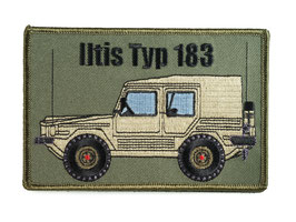 3.0 Polecat / Iltis Patch / Typ 183