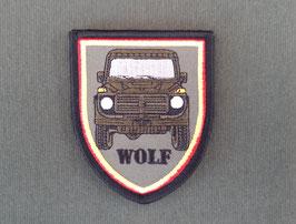 Typ 461 Wolf Patch Germany