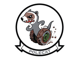 Polecat Patch