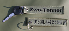 2 Tonner Key Ring