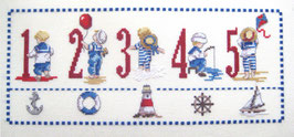 Nautical numbers - SOLD OUT
