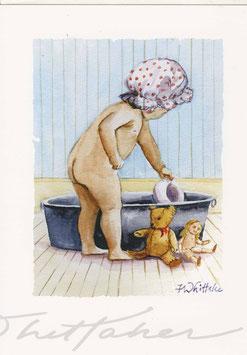 BATHTIME cards