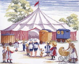 'Circus comes to town'