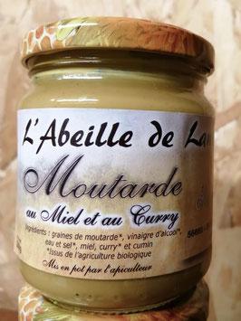 !!! NOUVEAU !!! Moutarde au miel, curry et cumin