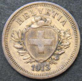 1 Rp. 1913 Schweiz