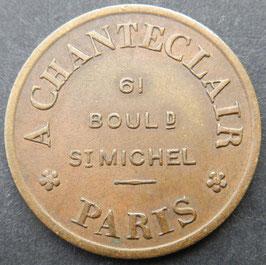 Paris A Chanteclair