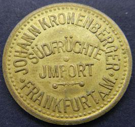 Johann Kronenberger Frankfurt a.M.