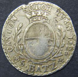 Solothurn 5 Batzen 1826