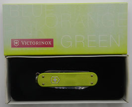 VICTORINOX ALOX GREEN - LIMITED EDITION