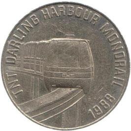Australia TNT Orlando Harbor Monorail