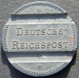 Deutsche Reichspost Münz-Fernsprecher