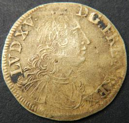Jeton Louis XV  ARMIS NUNC TOTA