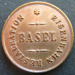 Eisenbahn Restauration Basel