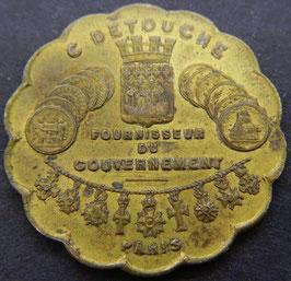 C. DETOUCHE  Horlogerie  Orfeverie  Bijouterie  Joaillerie
