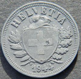 2 Rp. 1944 Schweiz