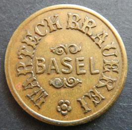 Bierjeton Brauerei Warteck Basel