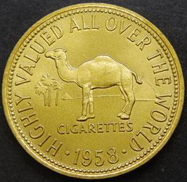 Camel Token 1958
