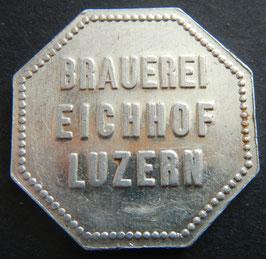 Bierjeton  Brauerei Eichhof Luzern