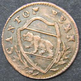 Bern 1 Rappen 1829