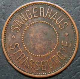 Sängerhaus Strassburg I/E