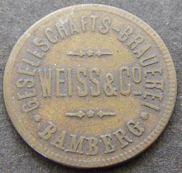 Gesellschafts Brauerei Bamberg Weiss & Co.