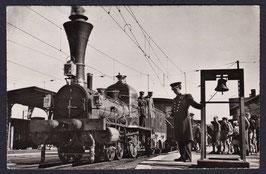 100 Jahre Schweizer Eisenbahnen