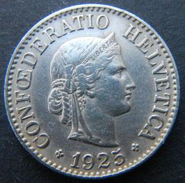 10 Rp. 1925 Schweiz