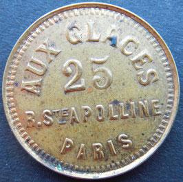Monnaie de Singe - Aux Glaces Paris