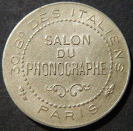 Salon de Phonographie Paris