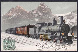 Gotthardbahn - Expresszug