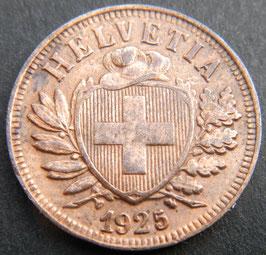 2 Rp. 1925 Schweiz