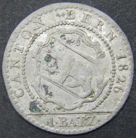 Bern 1 Batzen 1826