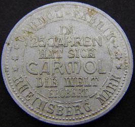 Carmol Fabrik Rheinsberg Mark