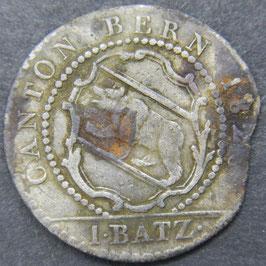Bern 1 Batzen 1826 Zainende