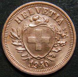 1 Rp. 1940 Schweiz