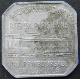 Transports Regional Paris