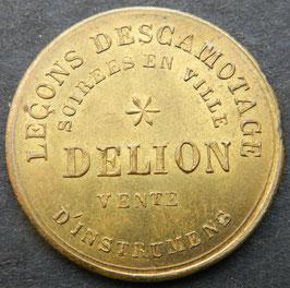 LECONS DESCAMOTAGE DELION VENTE D`INSTRUMENTS