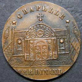 Philippe Louis Ferdinand Duc Orléans Chapelle Ferdinand