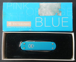 VICTORINOX ALOX BLUE   -   LIMITED EDITION