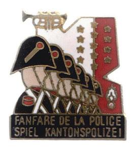 Kantonspolizei Spiel Wallis