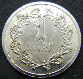 Weimarer Republik - Spielgeld 1 Mark