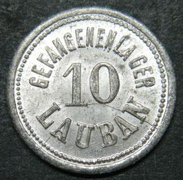 WW 1  Kriegs-Gefangenen-Lager Lauban